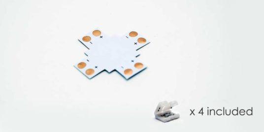 SX10 LED Flex Strip connector