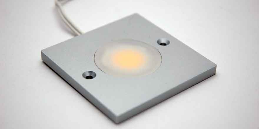 Led Puck Light Surface Mounted Dimmable 20879 X Led