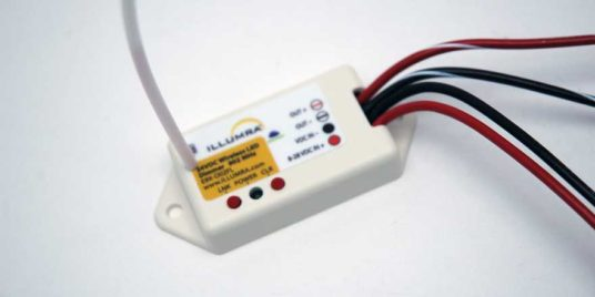 Wireless Dimmer receiver E9X-D02FP