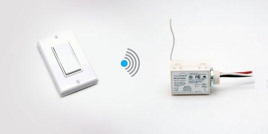Basic Wireless Switch Kit E9K-A11-XWH