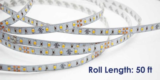 24VDC long run series LED Strip